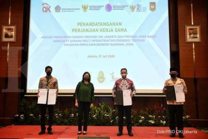 DKI Jakarta dapat utang Rp 12,5 triliun mau dipakai apa saja? Berikut perinciannya