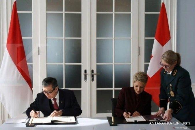 KPK dan Kejaksaan Agung sambut positif kerjasama MLA dengan Swiss