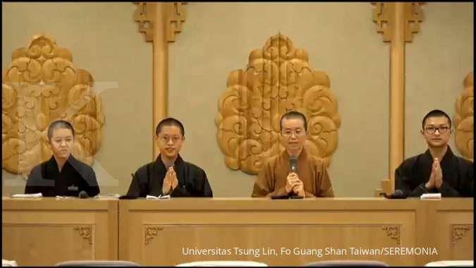 Mempelajari Humanistik Buddhisme melalui Kelas Online Buddha Dharma