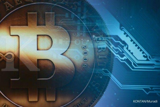 Harga Bitcoin jatuh ke level US$ 28.000, keuntungan tahun ini tinggal 2%