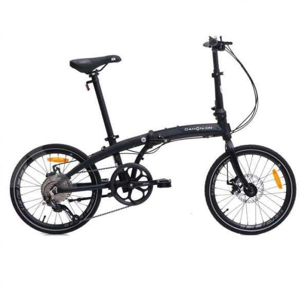 Sporty dan tangguh, harga sepeda lipat Dahon Ion Eugene ringan di kantong