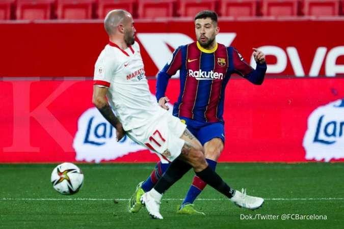 Prediksi Sevilla vs Barcelona: Blaugrana siap balas dendam ke tim Andalusia