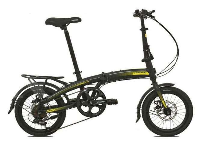 Tipe dan harga sepeda lipat Pacific 2980 paling murah periode April 2021