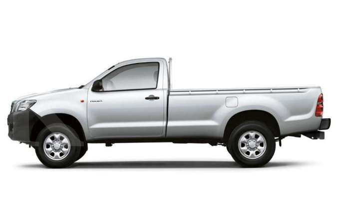 Harga mobil bekas Toyota Hilux