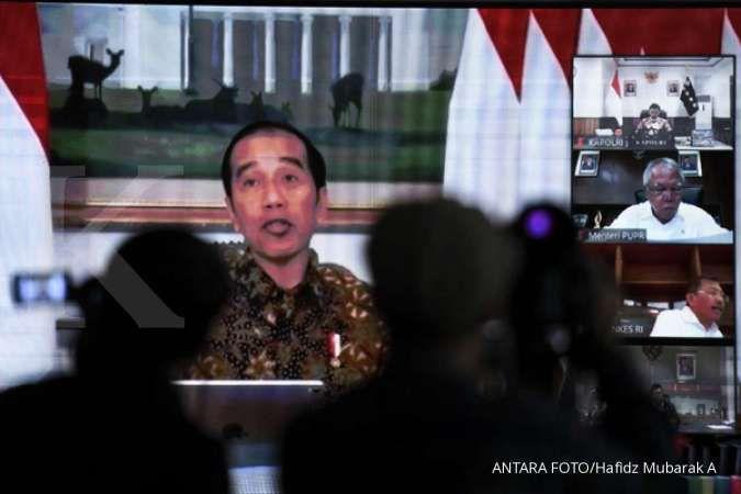 Jokowi terapkan pembatasan sosial berskala besar lawan covid-19, ini penjelasannya