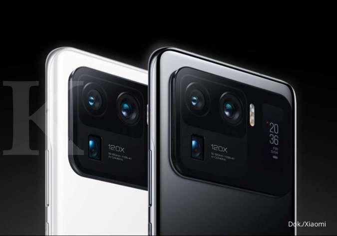 Spesifikasi dan harga HP Xiaomi Mi 11 Ultra