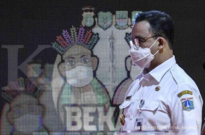 Anies Baswedan perpanjang PSBB DKI Jakarta hingga 22 Februari