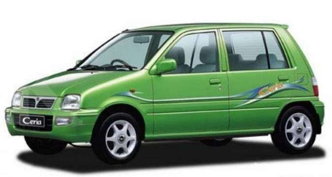 Harga mobil bekas Daihatsu Ceria