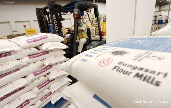 Harga gandum menanjak, Bungasari Flour belum akan menaikkan harga jual