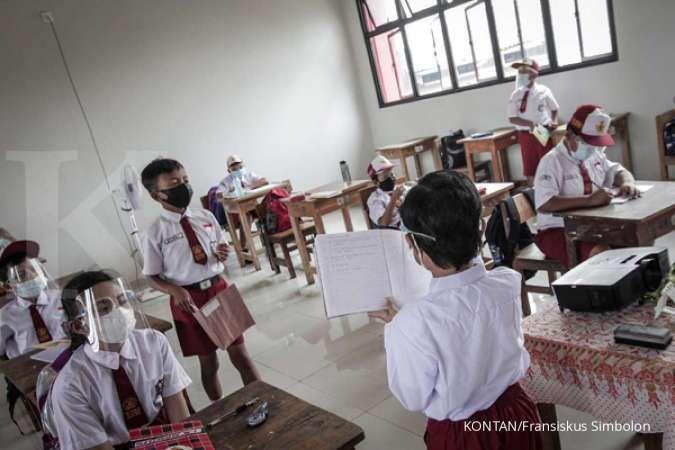 Kemendikbud: Ada 25 kluster Covid-19 belajar tatap muka di Jakarta