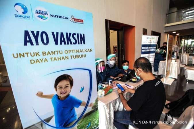 Hipmi dukung program vaksinasi untuk anak-anak