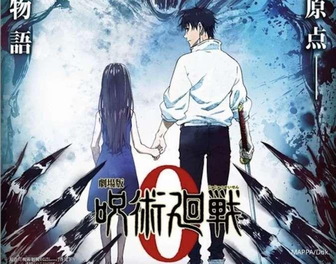 Film anime Jujutsu Kaisen 0 segera tayang akhir 2021, begini sinopsis ringkasnya