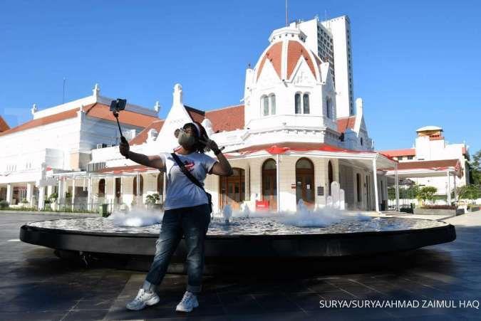 Cuaca hari ini di Jawa dan Bali: Surabaya cerah, Denpasar cerah berawan