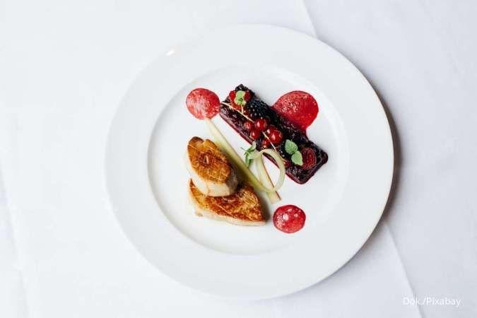 Makanan yang Menarik Secara Visual