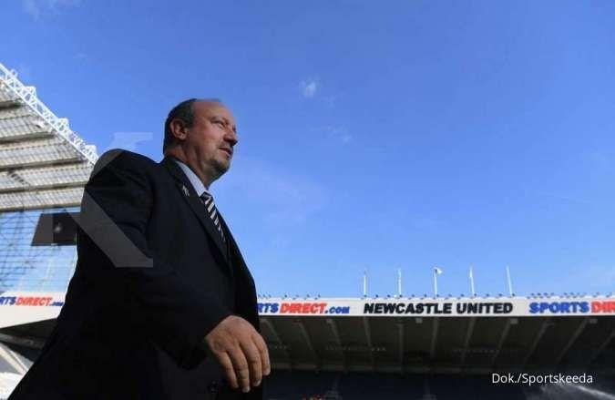 Rafa Benitez, calon pengganti Jose Mourinho di Tottenham Hotspur