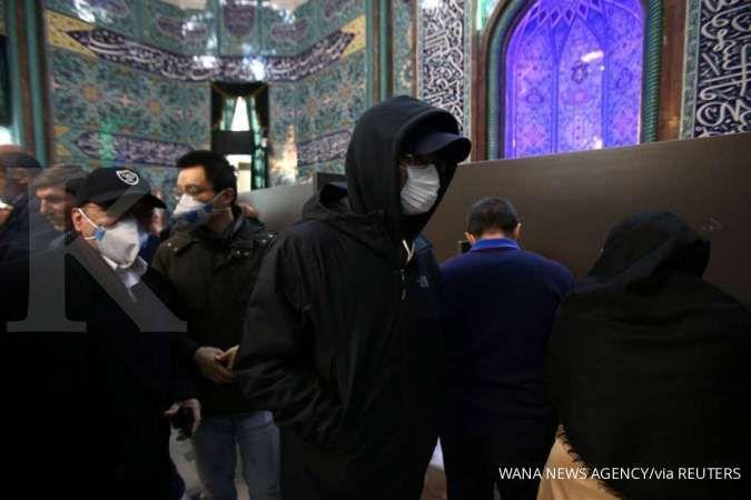 Terbanyak di luar China, total 14 warga Iran meninggal akibat virus corona