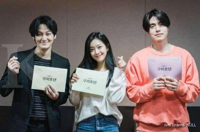 Drakor Tale of the Nine Tailed, drama Korea terbaru pengganti Flower of Evil di tvN.