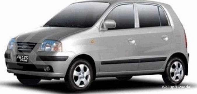 Makin murah, harga mobil bekas Hyundai Atoz hanya Rp 60 jutaan per April 2021