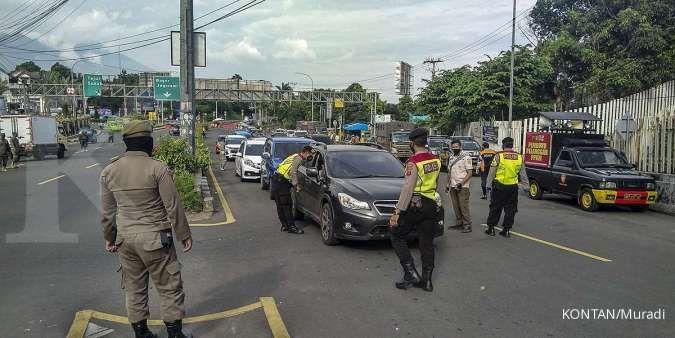 PPKM kabupaten Bogor diperpanjang lagi, simak 15 aturan terbarunya