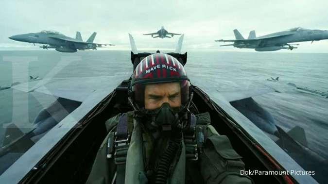 3 Film terbaru Tom Cruise ubah jadwal tayang, Mission: Impossible hingga Top Gun