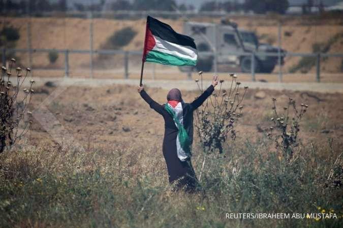 Draft resolusi PBB mengutuk pencaplokan oleh Israel dalam rencana perdamaian Trump