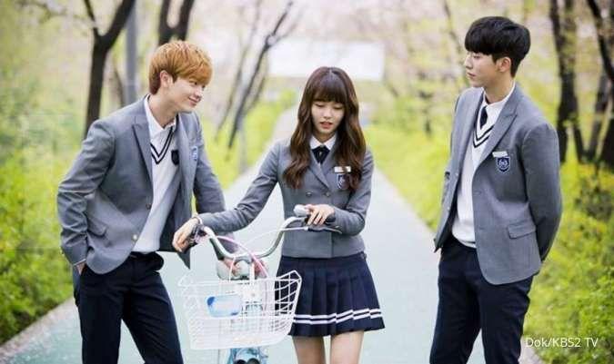 10 Drakor paling menarik, daftar drama Korea romantisme di sekolah