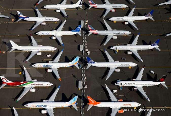 Bisnis makin berantakan, Boeing bakal lakukan PHK besar-besaran