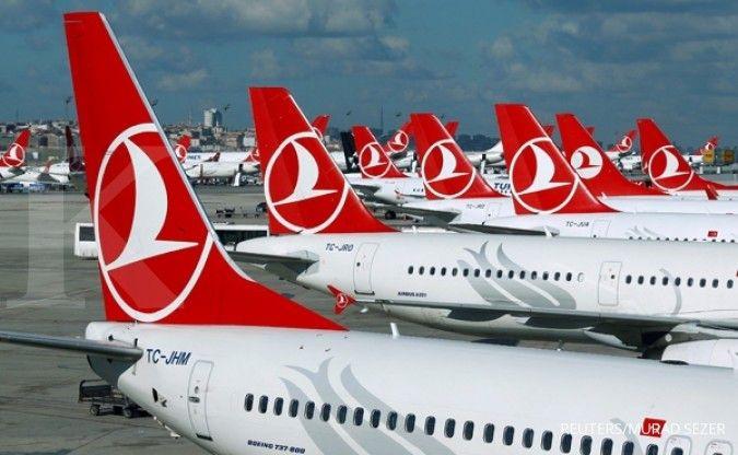 Turkish dapat kompensasi 737 MAX tak bisa terbang, maskapai Indonesia?