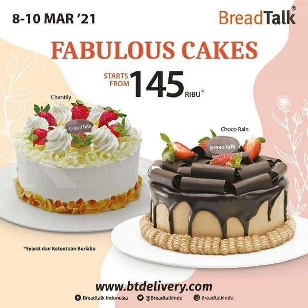 Promo BreadTalk 8-10 Maret 2021