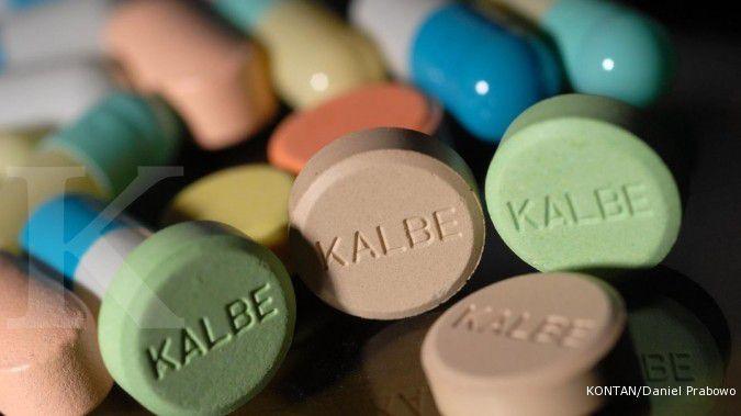 Gaya hidup sehat masih menopang kinerja emiten farmasi tahun ini
