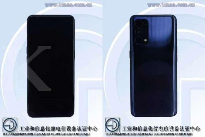 Spesifikasi OPPO Reno5 yang baru saja diperkenalkan di China