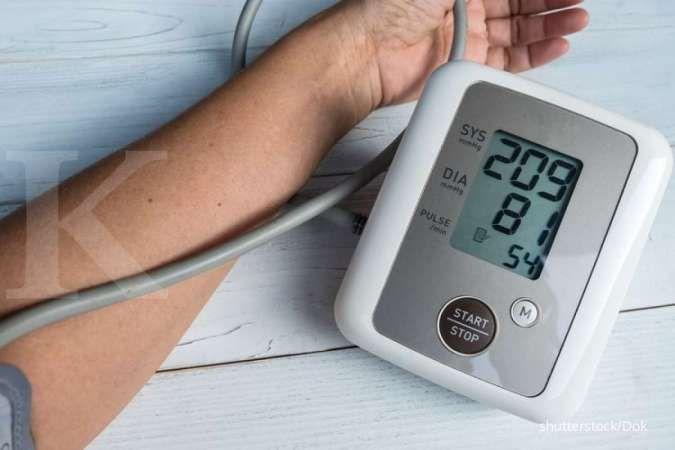 Waspadai 9 penyebab tekanan darah tinggi