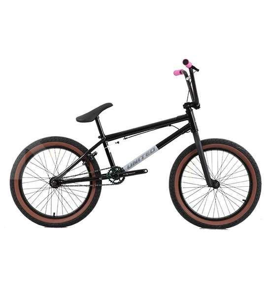 Sporty nan trendy, harga sepeda BMX United Valborg dibanderol murah meriah