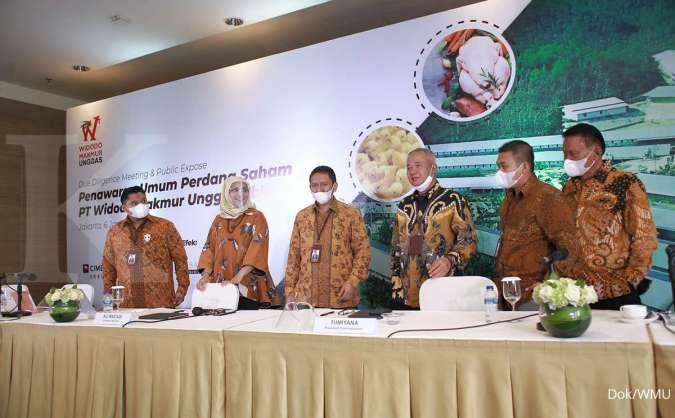 Bakal IPO, Widodo Makmur Unggas (WMU) incar penjualan Rp 4 ...