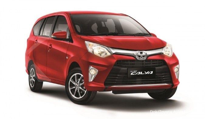 Dapat Tahun Muda Harga Mobil Bekas Toyota Calya Kian Murah Mulai Rp 90 Juta