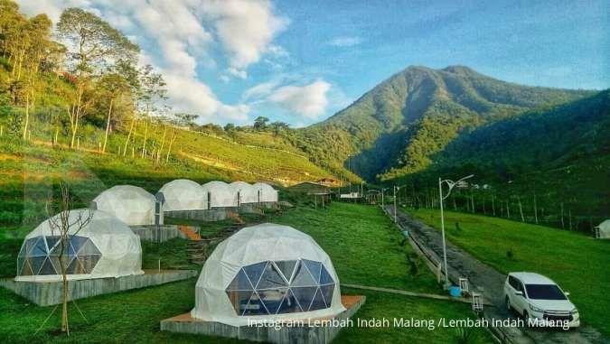 Sedang berada di Malang? Coba kunjungi tempat wisata keluarga Lembah Indah