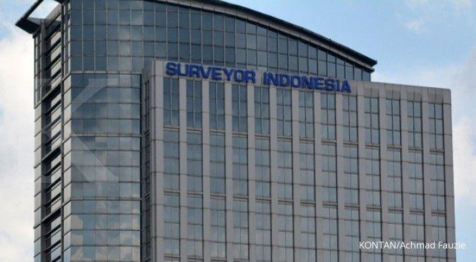 Tahun ini, Surveyor Indonesia bidik pendapatan Rp 1,45 triliun