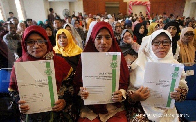 Sertifikat halal di BPJPH Kemenag, ini cara dan syarat mendapatkannya