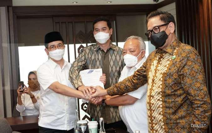 Resmi daftar calon ketua umum Kadin, Arsjad Rasjid bawa pengurus Kadin daerah