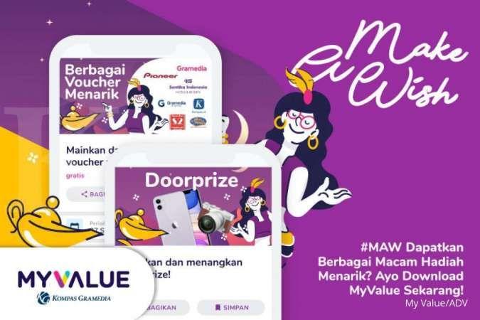 MyValue Make a Wish Campaign