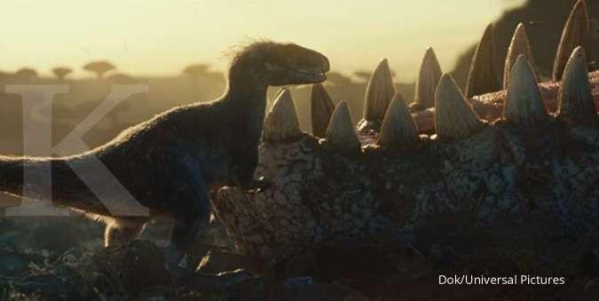 Jurassic World: Dominion rilis video terbaru dinosaurus, tayang Juni 2022