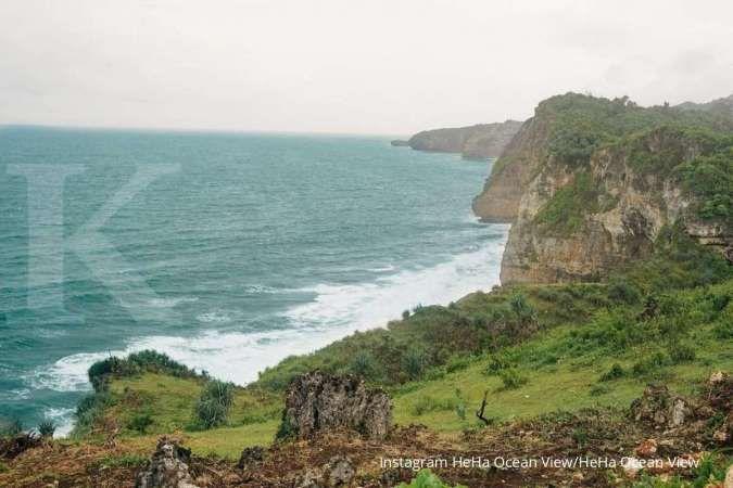 HeHa Ocean View, spot terbaik menikmati pemandangan laut di Yogyakarta