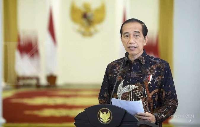 Jokowi lanjutkan PPKM Level 4 di sejumlah kabupaten/kota, berlaku hingga 9 Agustus