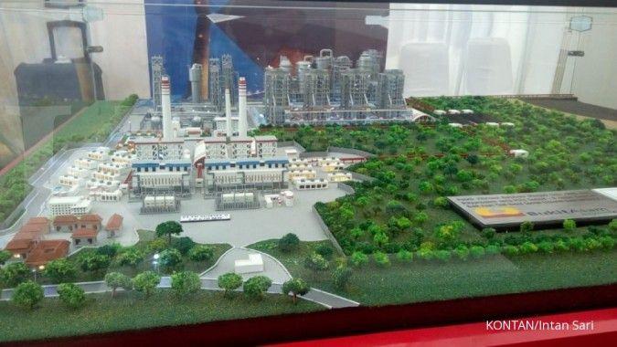 Bukit Asam (PTBA) lirik pengembangan proyek PLTS