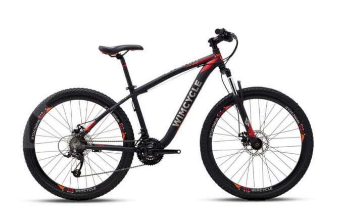 Sepeda gunung Wimcycle Storm