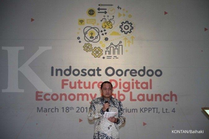 Chris Kanter tak lagi jadi Dirut Indosat, ini penggantinya