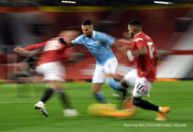 Man United vs Man City di Carabao Cup: The Citizen tertekan, Ole incar peluang
