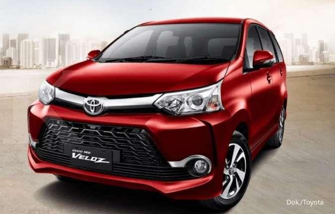 Makin bersahabat, ini harga mobil bekas Toyota Avanza Veloz periode Januari 2021