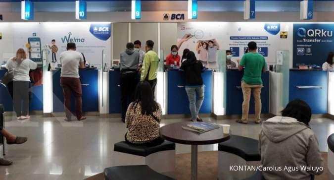 Tagihan kartu kredit BCA kurang dari Rp 5 juta bebas biaya materai
