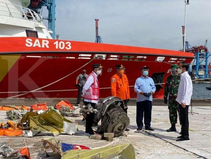 Ini daftar nama 47 korban Sriwijaya Air SJ-182 yang teridentifikasi
